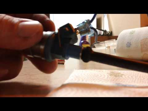 how to clean your fuel injectors (correct way)