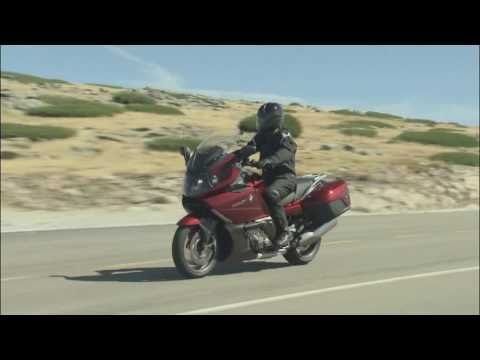 All New BMW K 1600 GT 2011 Driving