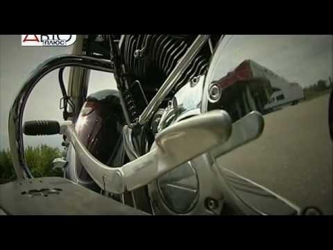 """Наши тесты"" Yamaha Midnight Star XV1900A (XV S1300A-XV S950A) часть 2"