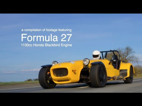 Formula 27 Kit Car Compilation. Driving driving and more driving.