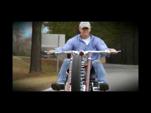 Hubless Chopper, (The Hubless Monster) A Wicked Bike Without Rims that Rides!!