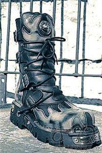 Viskas apie baikeriškus batus
