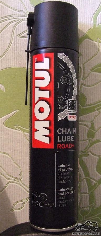Motul Chain Lube Road Plus 400ml.