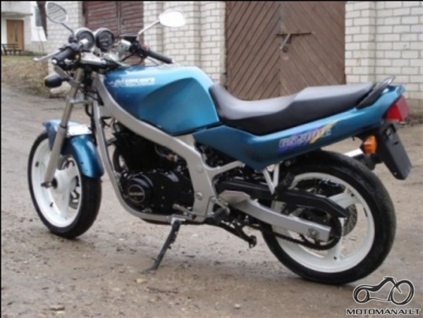 Kodėl ir kaip išsirinkote būtent šį motociklą?