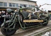 Didžiausias pasaulyje motociklas