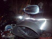 Ką nuveikei su savo motociklu šiandien ?