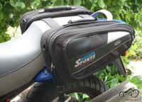 Krepšiai sportiniams motociklams