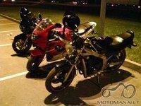 Kur važinėjat ir kur dažniausiai važiuojat su motociklu ?
