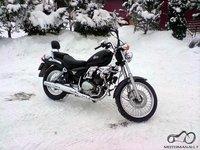 Sym HUSKY 125cc