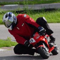 Pirmas važiavimas motociklu