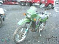 Skendęs motociklas