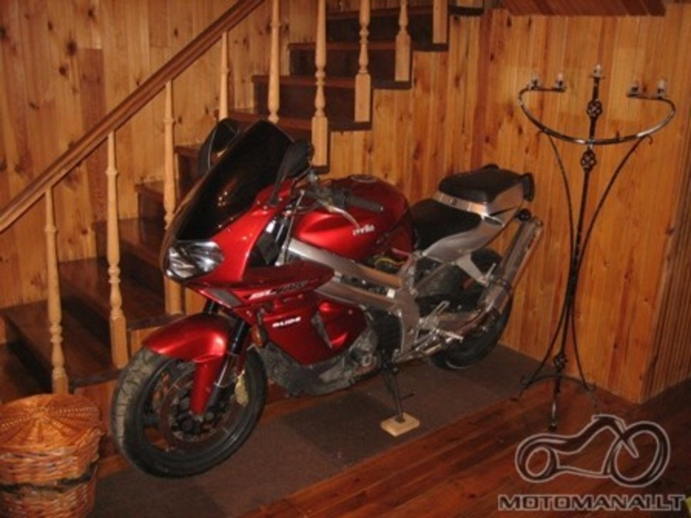 Motociklo paruošimas žiemos miegui