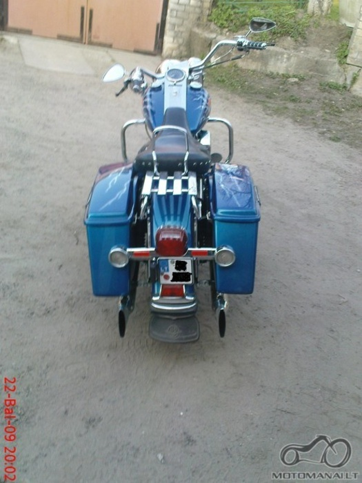 Atitikties  sertifikatas motociklui