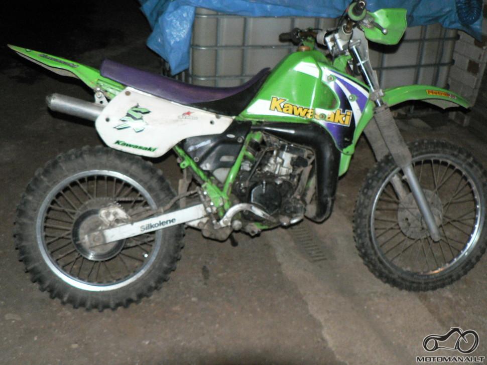 KAWASAKI KX 125cc