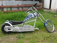 Mini moto arba pocket bike