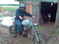 Motomanai - padėkite surasti kieno iš motomanų šis motociklas