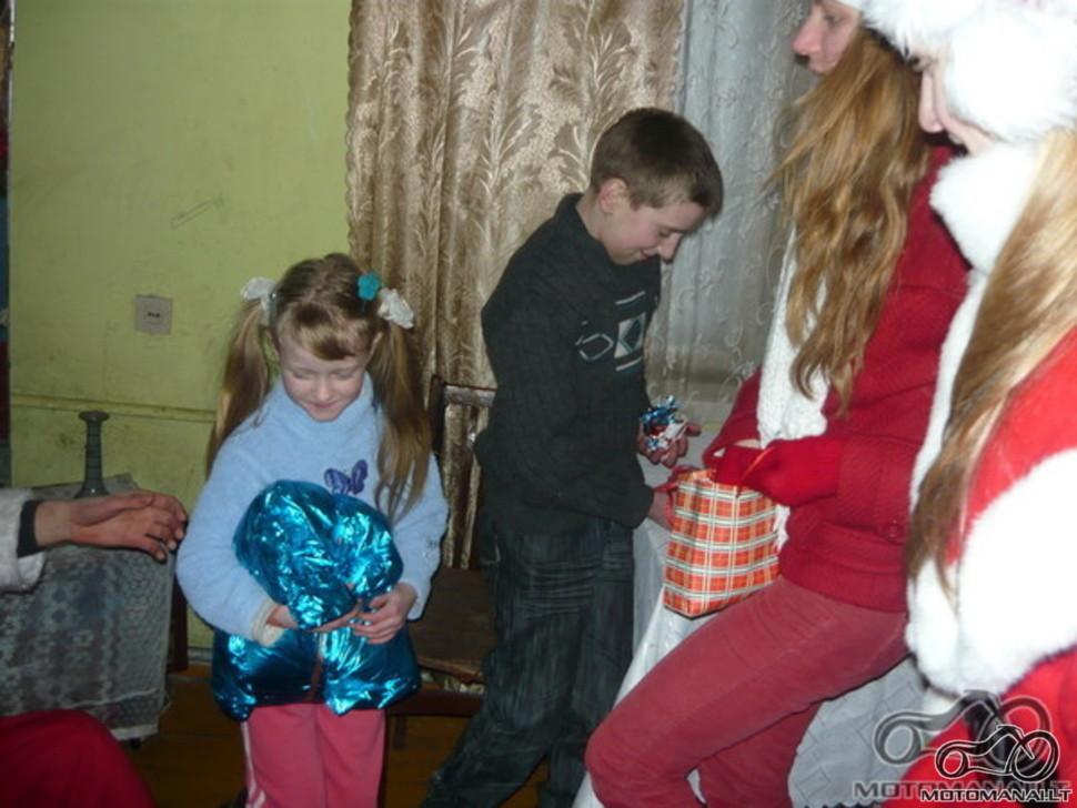 Kalėdos visiems vaikams