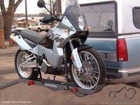 Forkopas motociklui vilkti