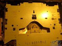 optinis įrenginys, leidžiantis skaityti duomenis iš lazerinių kompaktinių diskų