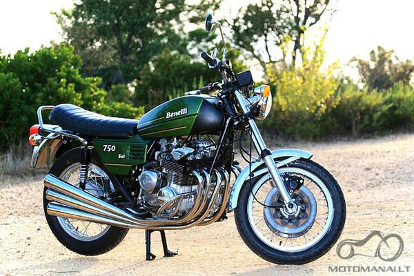 Išskirtiniai motociklai