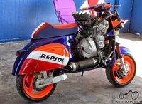 cb600 motoroleryje