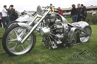 Dar vienas. Radial Bike.