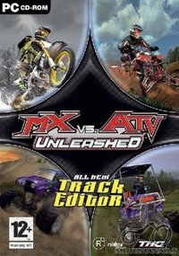 MX vs ATV GAME !