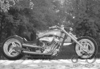 Nuorodos: Harley-Davidson, custom, chopper...