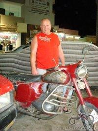 Senų motociklų modeliai