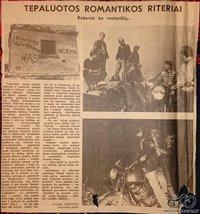 TEPALUOTOS ROMANTIKOS RITERIAI