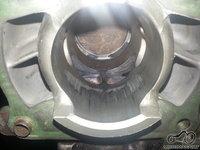 cilindras isimant stumokli dulkiu nebuvo