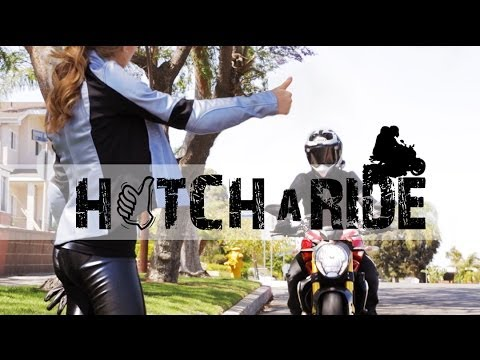 Hitch a Ride - MotoGeo Adventure