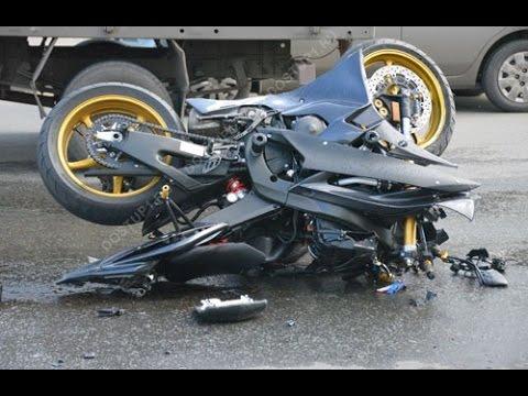 ★ MOTO CRASH / Мото Аварии / Дтп и Аварии Мотоциклов №65 ★