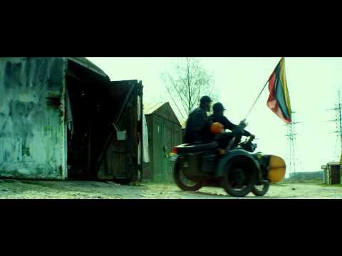 """Eurobasket 2011 """"Motociklininkai"""". TV reklama"""