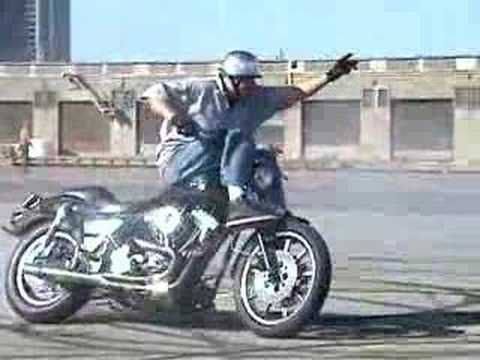 Jason Pullen Stunts Introduction