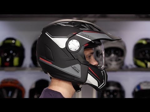 Givi X.01 Tourer Helmet Review at RevZilla.com
