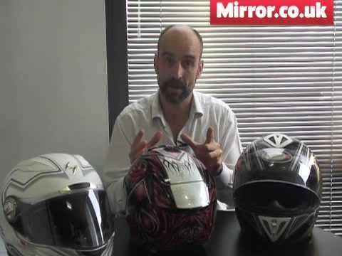 Matt Kelly bike helmet review