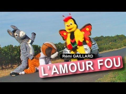 L'amour fou - Cali (Rémi GAILLARD)