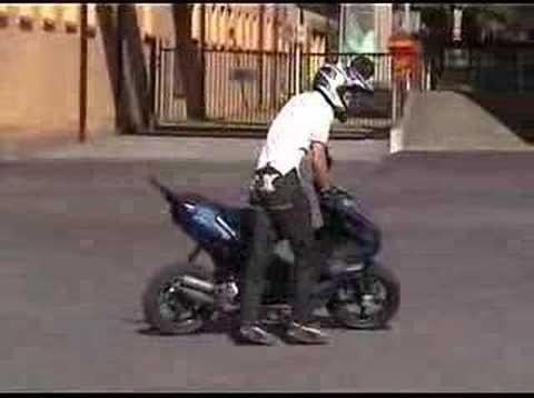 Andreas Gustafsson -=Aerox Stunt=-