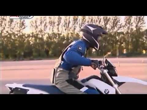 как научиться водить мотоцикл за 6 часов