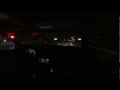 GoPro HERO 3 night test