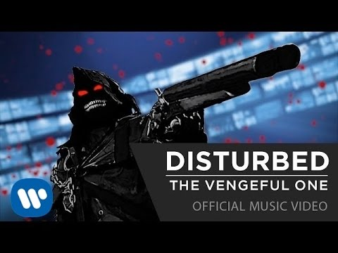 Disturbed - The Vengeful One [Official Music Video]