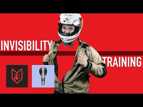 Курсы Невидимости для Мотоциклистов [FortNine]