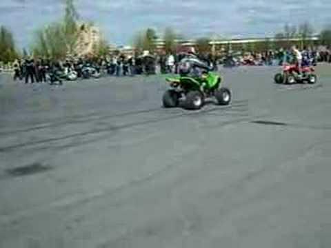 Motociklininku sezono atidarymas 2007 Vilniuje