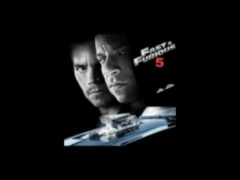 "Fast and Furious 5 soundtrack ""High Speed Chase"" by Bam Bam"