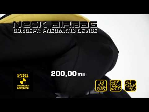 SPIDI VENTURE NECK DPS AIRBAG