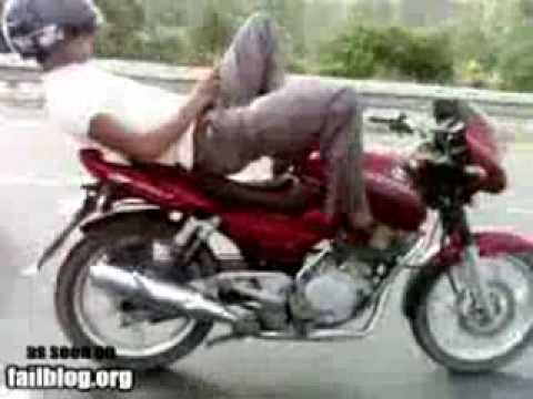 Motorcycle Fail