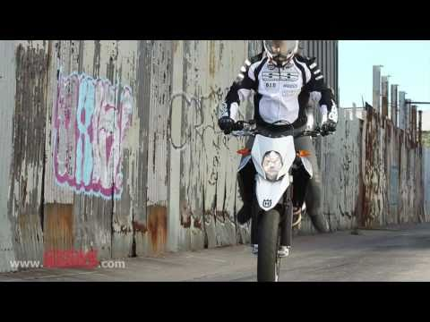 Husqvarna SMS630 - Video