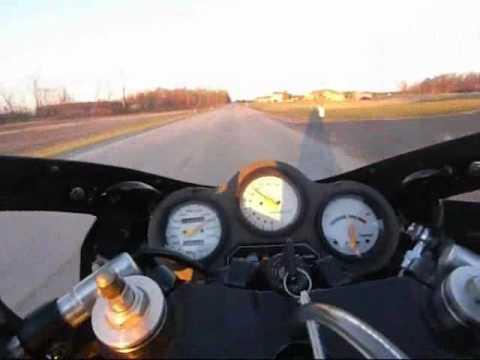 RG500 GAMMA - 112908 - Run thru gears-1.wmv