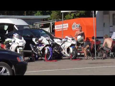 Coffee Racers Bikernieki trackday 2015-08-08